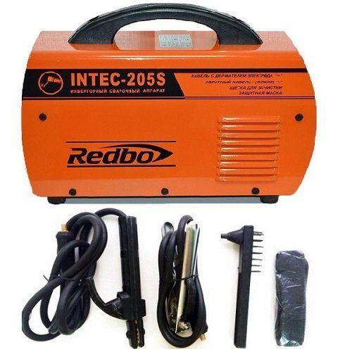 Redbo intec-205 схема