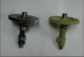 Распредвал на генераторах: китайский и справа и слева
